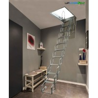 iron loft ladders