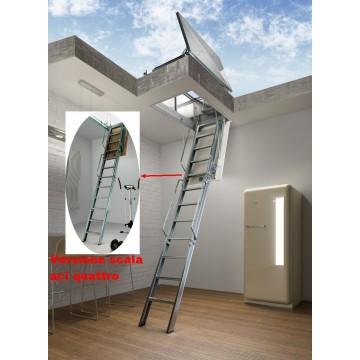 Loft ladder terrace four elemnts